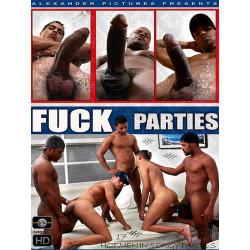 Fuck Parties DVD (Alexander Pictures) (12908D)