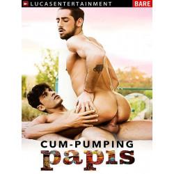 Cum-Pumping Papis DVD (LucasEntertainment) (13417D)
