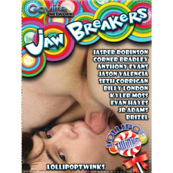 Jaw Breakers DVD (Gay Life Network)