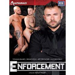 Enforcement DVD (Alphamales) (11848D)