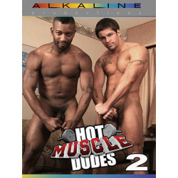 Hot Muscle Dudes #2 DVD (Alkaline Productions)
