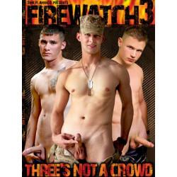 Firewatch #3 DVD (Active Duty)