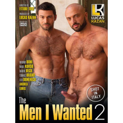 The Men I Wanted #2 DVD