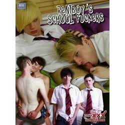 Rentboy`s School Fuckers DVD (Rentboy UK)