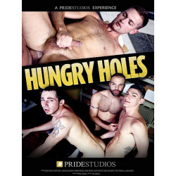 Hungry Holes DVD (Pride Studios) (14524D)