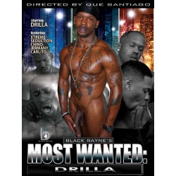 Most Wanted: Drilla DVD (12179D)