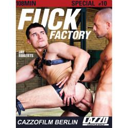 Fuck Factory (Cazzo) DVD (Cazzo) (07984D)