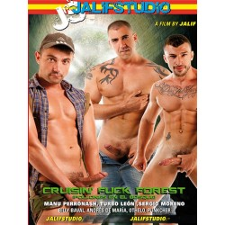 Cruisin Fuck Forest DVD (08296D)