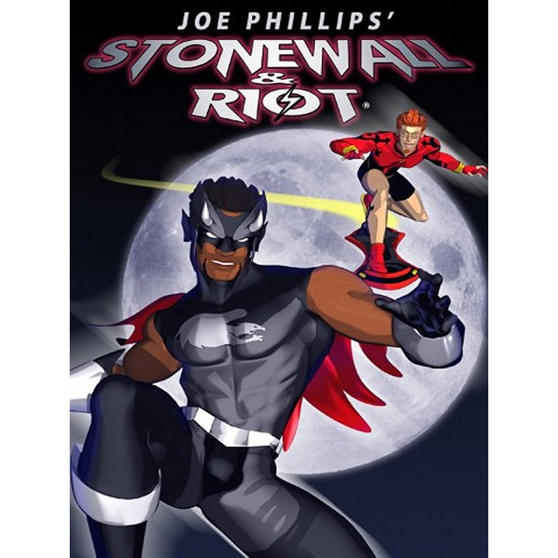 Stonewall & Riot The Ultimate Orgasm DVD (Joe Philips) (03806D)