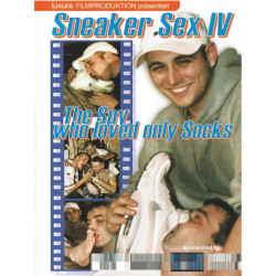 Sneaker Sex IV: The Spy Who Loved Only Socks DVD (04096D)