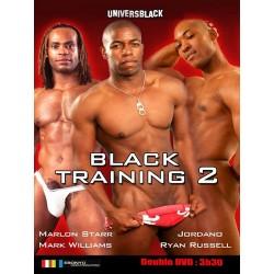 Black Training #2 2-DVD-Set