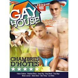 Gay House / Chambres D`Hotes DVD (Berry Prod) (14779D)