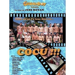 Cocu!!! DVD (Crunch Boy) (14619D)