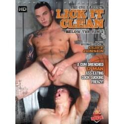 Lick it Clean: Below the Rim 2 DVD