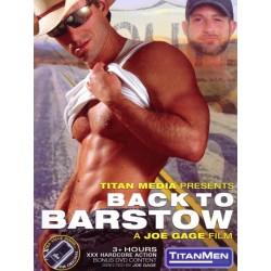 Back to Barstow DVD