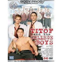 Titof and the College Boys DVD