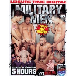 Military Men 5h DVD