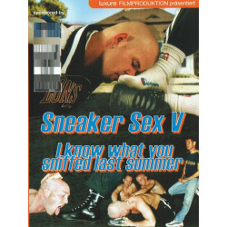 Sneaker Sex V: I know what you sniffed DVD (04098D)