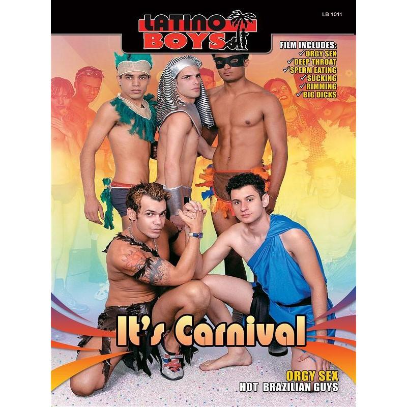 It's Carnival DVD (14404D)
