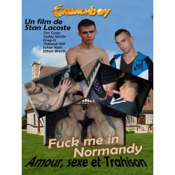 Fuck me in Normandy DVD