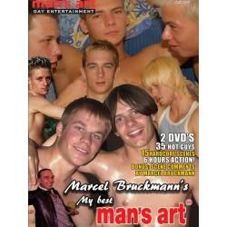 My Best man´s-art 2-DVD-Set (Man's Art) (06762D)