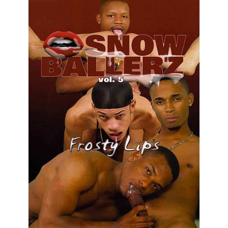 Snow Ballerz #5 - Frosty Lips DVD (14795D)