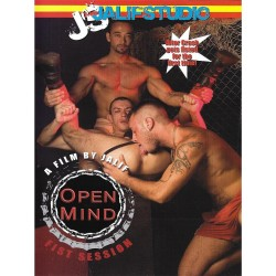Open Mind - Fist Session DVD