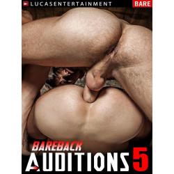 Bareback Auditions #5 (Lucas) DVD