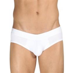 Rounderbum Jock Brief  Underwear White (T5061)