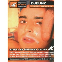 Kiffe Les Grosses Teubes - French Twinks #2 DVD (06915D)