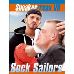 Sneaker Freaks VII, Sock Sailors DVD (08430D)