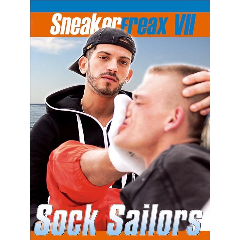 Sneaker Freaks VII, Sock Sailors DVD (08430D)