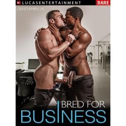 Gentlemen #18: Bred For Business DVD