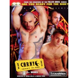 Carny - Ticket to Ride 2-DVD-Set (01460D)