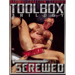 Toolbox Trilogy 3 Screwed DVD (Raging Stallion Fetish & Fisting) (02080D)
