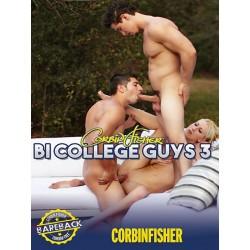 Bi College Guys #3 DVD