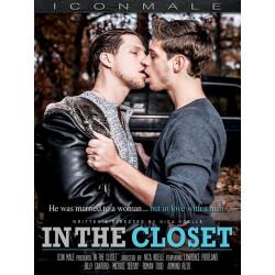 In The Closet DVD (Icon Male)