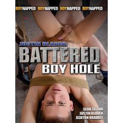 Justin Blaber Battered Boy Hole DVD