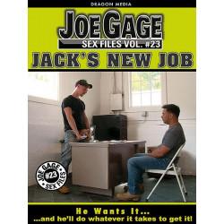 Sex Files #23 Jack's New Job DVD (15049D)