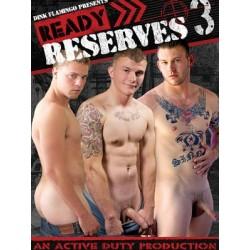 Ready Reserves #3 DVD