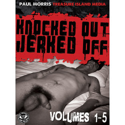 Knocked Out + Jerked Off #1-5 3-DVD-Set
