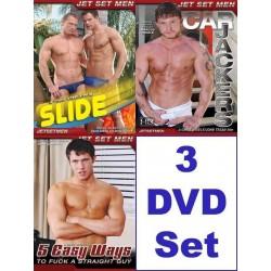 Jet Set Super Pack 7 3-DVD-Set (11380D)
