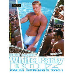 White Party Boiz DVD (Men of Odyssey) (12390D)