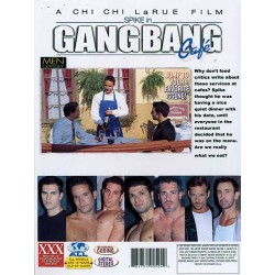 Gang Bang Cafe DVD (12400D)
