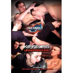 Kiffeurs Underground DVD