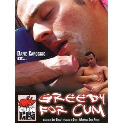 Greedy For Cum DVD