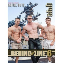 Behind the Line #6 DVD