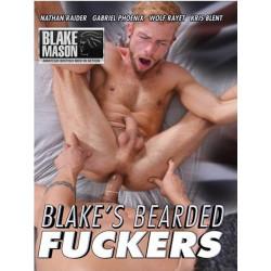 Blake`s Bearded Fuckers DVD (Blake Mason) (15376D)
