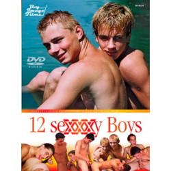 12 Sexxxy Boys DVD