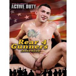 Rear Gunners #4 DVD (Active Duty) (13450D)